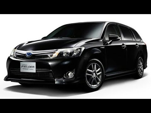 Toyota Fielder Toyota Corolla Fielder 2017 Rate In Bangladesh And