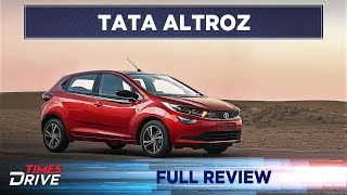 Tata Altroz   First Drive   The Kranti Sambhav Review