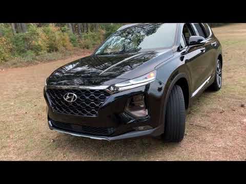 2020 Hyundai Santa FE Limited 2.0T AWD SUV