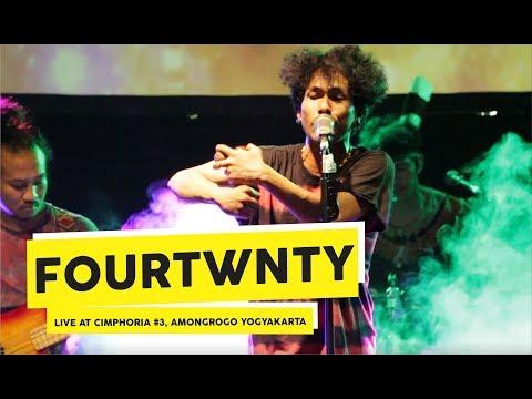 [HD] Fourtwnty - Zona Nyaman (CIMPHORIA #3, Mei 2018)