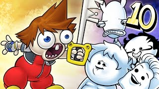 Oney Plays Kingdom Hearts WITH FRIENDS - EP 10 - Gorilla My Dreams