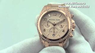 видео Обзор часов MK5263