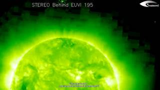 UFO near the Sun - Review of UFO activit y for March 1, 2012. (HQ)