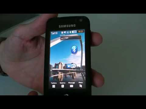 Samsung S8000 Jet - Video Preview Ufficiale 6/6