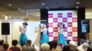 チェリーブロッサム 2016 9月イオン八事おもてなし歌劇団ショー.