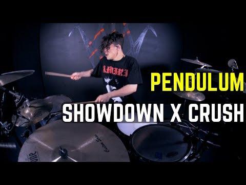 Pendulum - Showdown x Crush  Matt McGuire Drum Cover