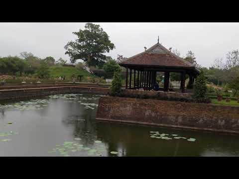 Hue Imperial Palace Garden (Vietnam)