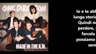 One Direction - History (traduzione italiana)