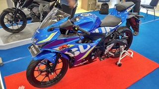 In Depth Tour Suzuki GSX R150 Metallic Triton Blue
