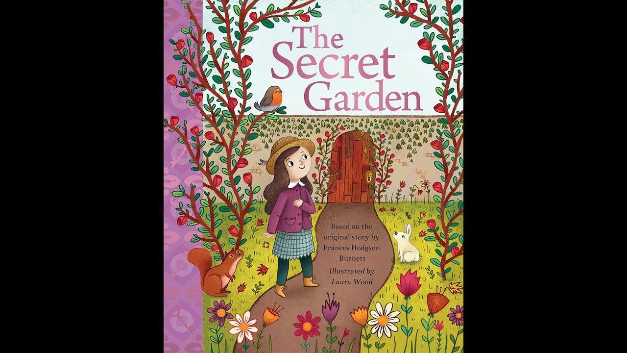 The Secret Garden Learning English Through Stories Youtube