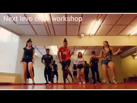Flavour - Baby Na Yoka / Next levo dance crew workshop