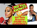 Gambar cover 10 BEAUTIFUL SOUTH AFRICAN Celebrities WHO ARE SANGOMAS!