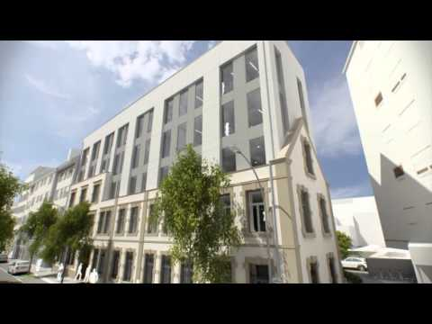 Fort Wallis, Luxembourg - architectural animation (HD)