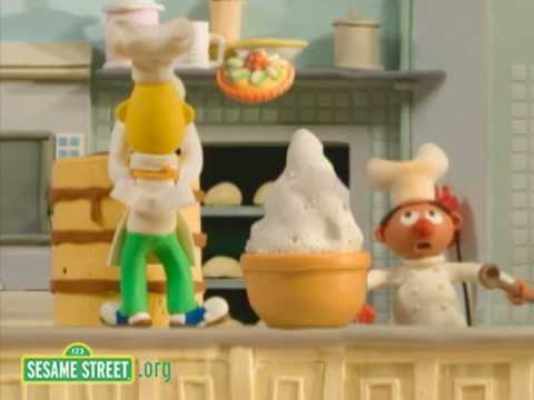 Sesame Street: Bakers | Bert and Ernie's Great Adventures