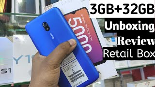 Redmi 8A 3Gb+32Gb Unboxing retail Box & Review !! Redmi 8A specifications, Price and many more