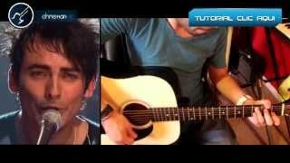 La Ley - MENTIRA - Cover Guitarra Acustica Tutorial