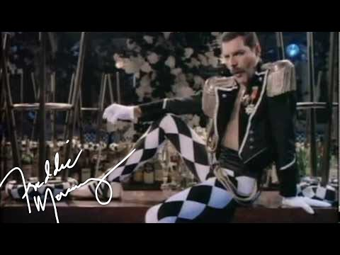 Freddie Mercury - Living On My Own (Official Video)