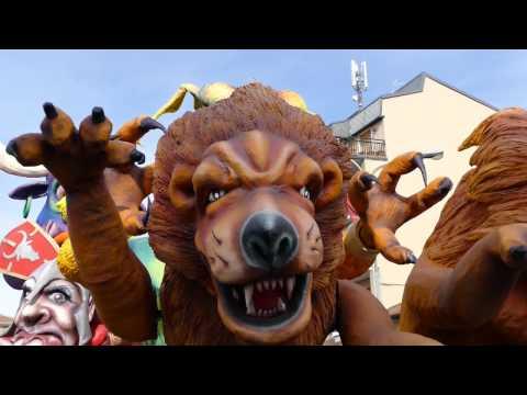 Benvenuti al Carnevale Storico di Santhià 2017, il più antico del Piemonte