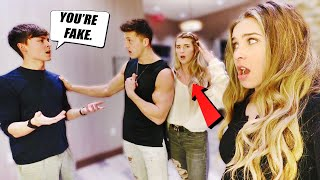 TELLING YOUTUBERS THEIR VIDEOS ARE TRASH!! (ARGUMENT)