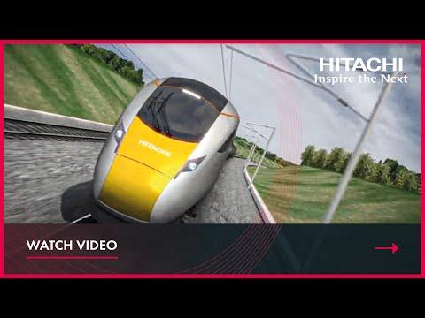 IEP CGI video from Hitachi Rail Europe