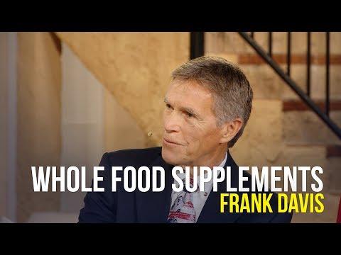 Whole Food Supplements - Frank Davis on The Jim Bakker Show