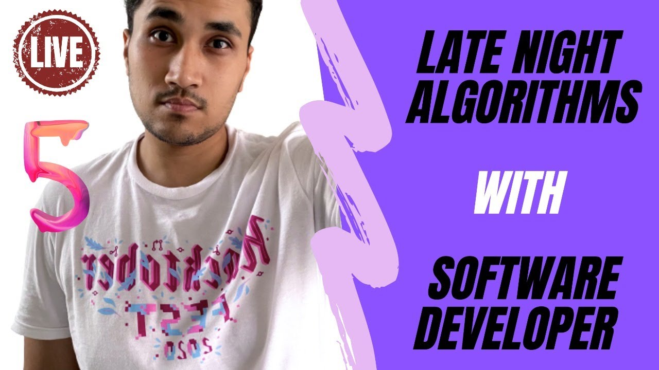 Late Night Algorithms with Software Developer