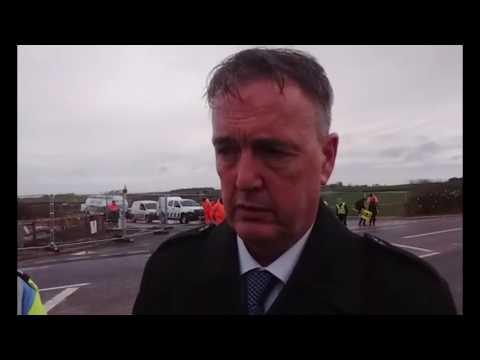 Police Crime Commissioner for Lancashire visits PNR