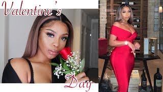 3-in-1 GRWM Valentine's Day Edition ft beauty forever hair