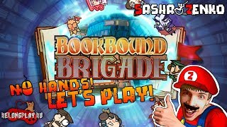 Bookbound Brigade Gameplay (Chin & Mouse Only)