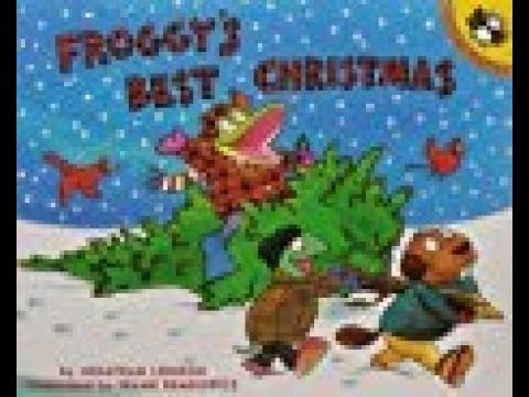 froggys best christmas stories for kids - Best Christmas Stories