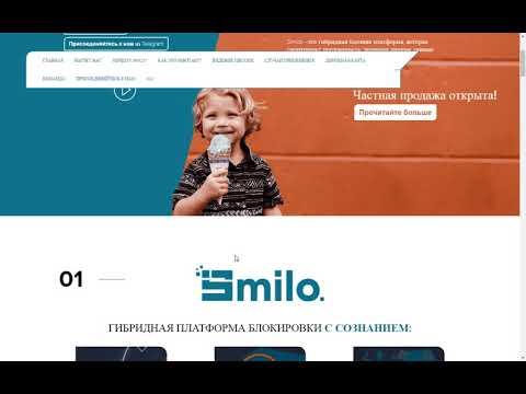 SMILO - обзор блокчейн платформы №1