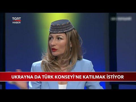 Ukrayna da Türk Konseyi'ne Katılmak İstiyor