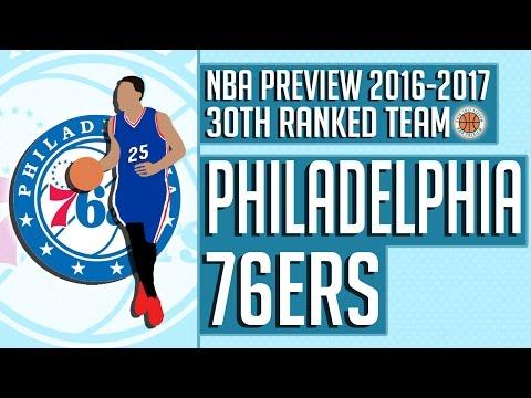 Philadelphia 76ers | 2016-17 NBA Preview (Rank #30)