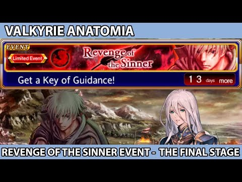 Valkyrie Anatomia: Revenge Of The Sinner Event - The Last Stage