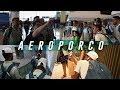 VÍDEO: AEROPORCO: CHEGADA DO PALMEIRAS A RIO PRETO