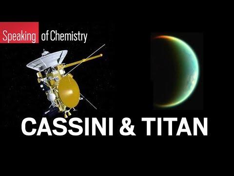 Cassini's legacy: Titan's bonkers atmospheric chemistry—Speaking of Chemistry