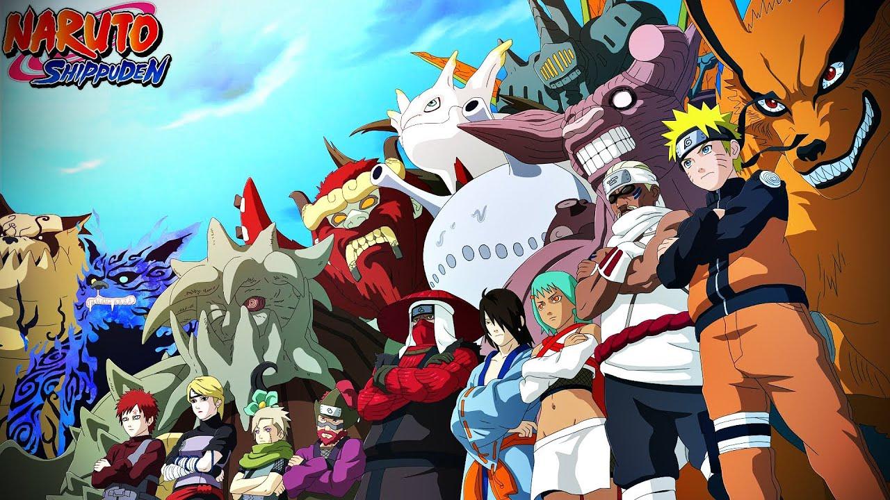 Gaara 3d Wallpaper Naruto Amv The Best Amv Of All Jinchuuriki And Bijuu 2013