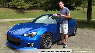 Review: Supercharged Subaru BRZ
