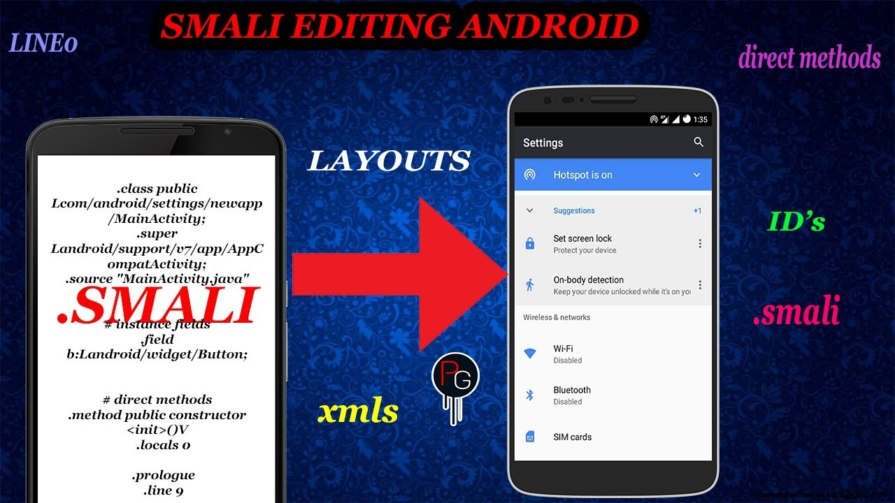 How to add apps in settings using smalidecompile smali and edit how to add apps in settings using smalidecompile smali and editsmali editing android baditri Choice Image