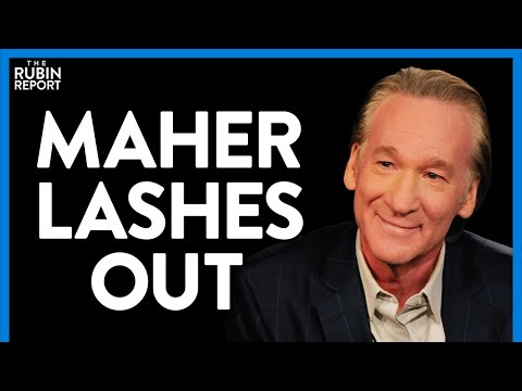 Is This the Issue That Finally Causes Bill Maher to Break with the Left? | DM CLIPS | Rubin Report