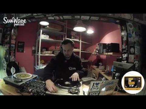 Alex Yurov And DJ Diagram - Live Stream@Baza Record Shop 28.12.17