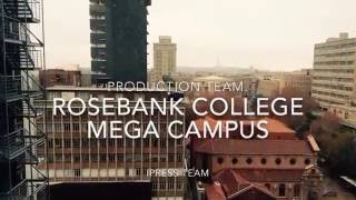 A day in the life of a Rosebank College student - Mega Campus