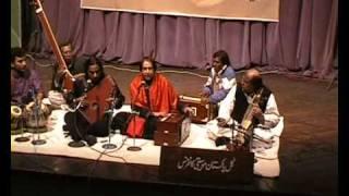 Ustad Shafqat Ali Khan & Latafat Ali Khan part 1 - Lahore 20.02.2010