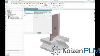 Kaizen PLM   Variable Lattice   Additive Manufacturing