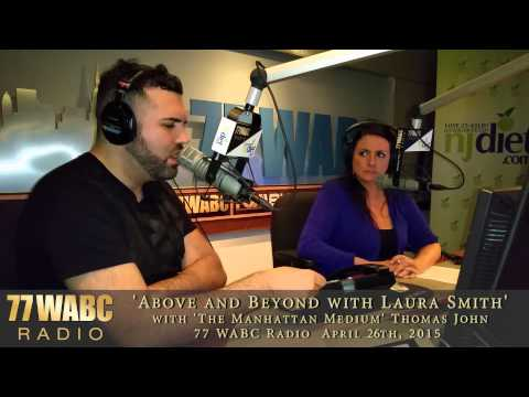'Above and Beyond with Laura Smith' - May 6th, 2015