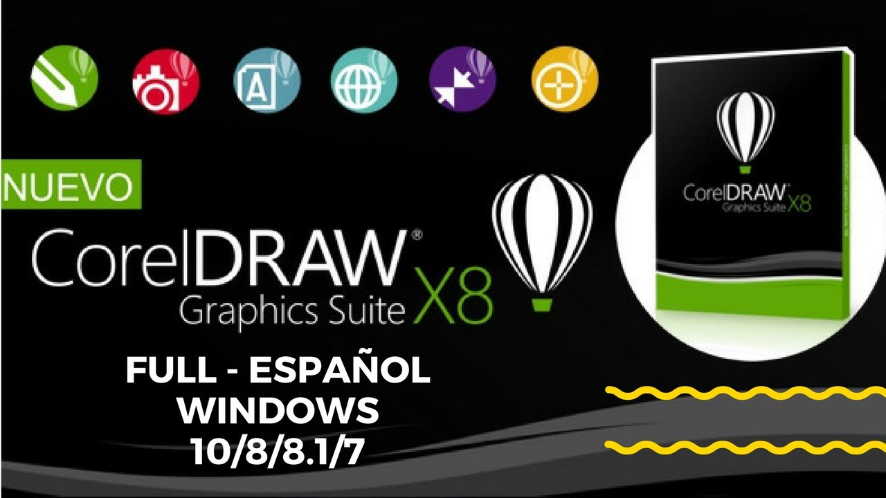 descargar gratis corel draw para windows 8