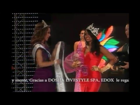 Jessica Scheel Miss Guatemala International 2010