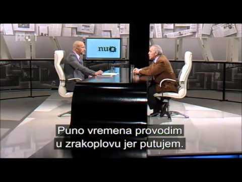 Garry Kasparov /Zagreb/ Izvrstan intervju