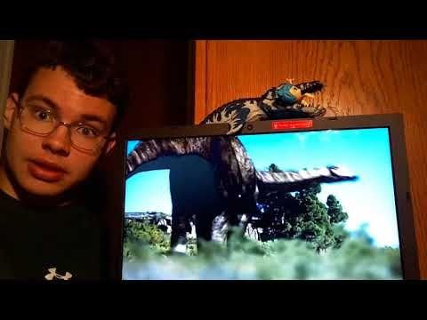 BBC Walking With Dinosaurs Series Review