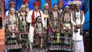 India's Got Talent Khoj (Season 2) September 11, 2010 Rajasthan Group Performance.